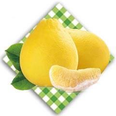 正宗梅州 金柚 2個/箱