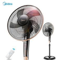美的/MIDEA 電風扇落地扇家用靜音立式臺式宿舍搖頭電扇