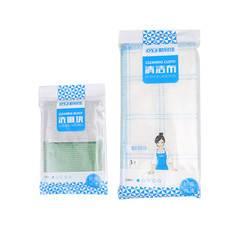 勤易佳 洗刷块(每袋2块)+清洁巾(每袋3条) A207+A213