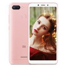 小米 紅米6 3GB+32GB 櫻花粉 全網通4G手機