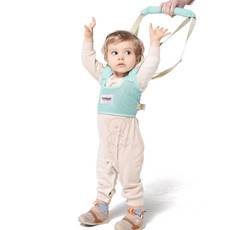 aardman婴儿学步带宝宝学走路学步带两用 宝宝学行带舒适透气款学步带四季通用HY-A2033